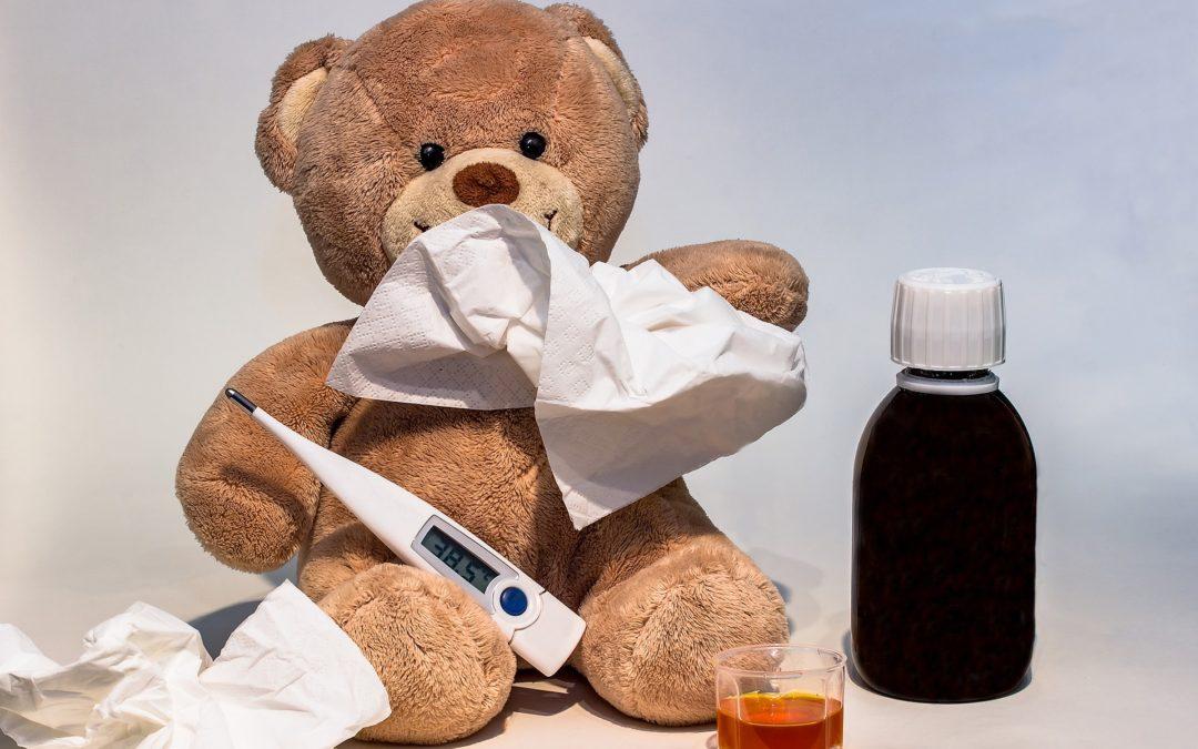 O dostawaniu białej gorączki