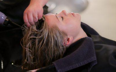 O zmywaniu komuś głowy :)