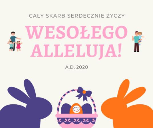 Wielkanoc A.D. 2020